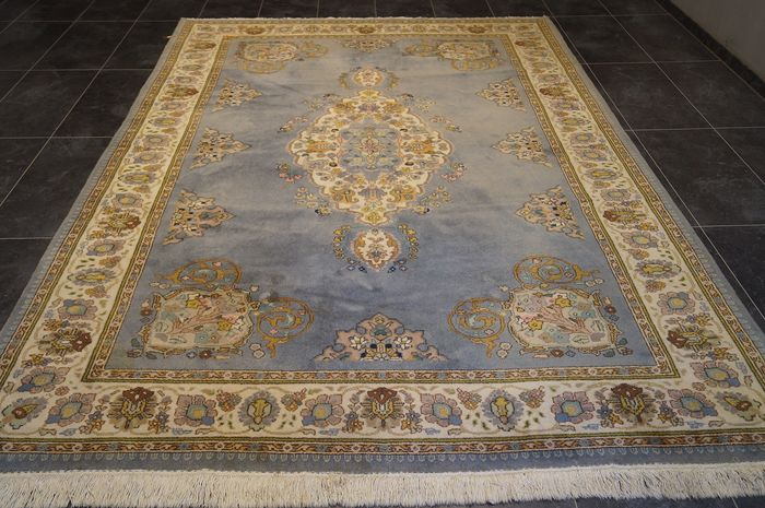 Tabriz signed - Carpet - 296 cm - 200 cm