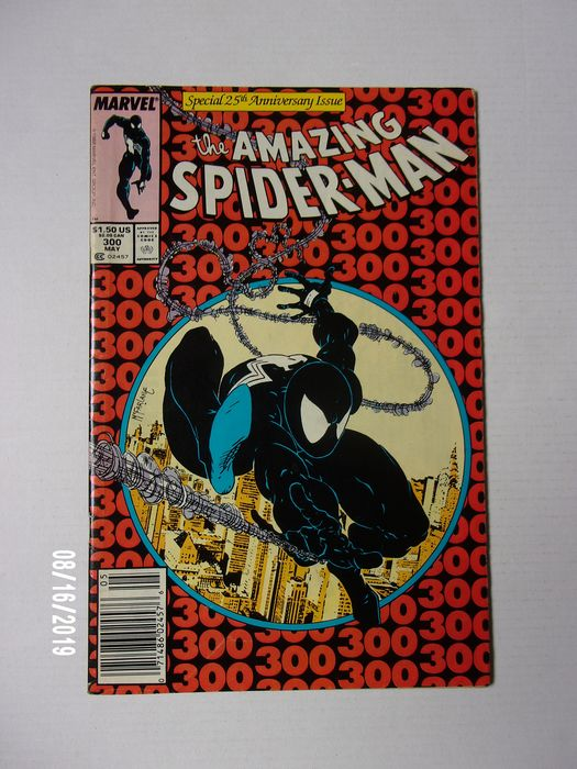 The Amazing Spider-Man 300 - Special 25th Anniversary Issue - EO - (1988)
