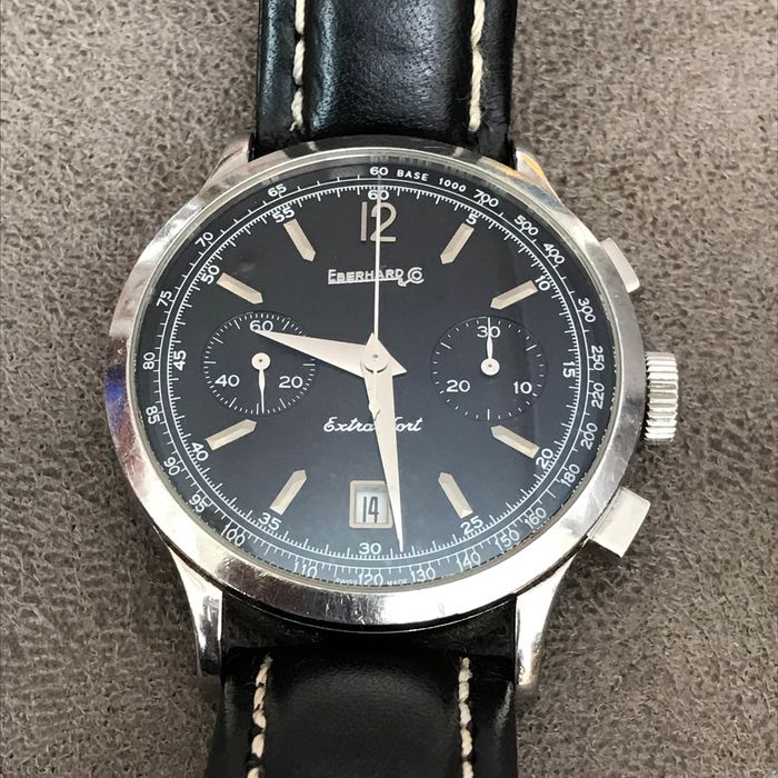 Eberhard & Co. - Extra-Fort Grande Taille Chronograph  - 31951 - Men - 2011-present