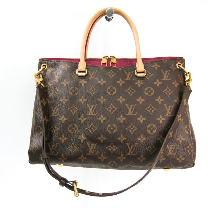 Louis Vuitton - Pallas M40906 Handtasche