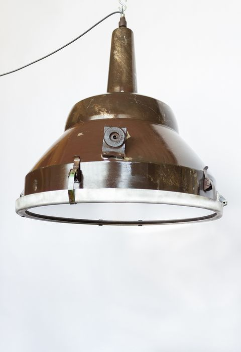 Unknown Designer - Industrial Airport Lamp