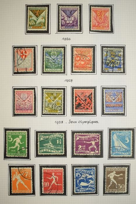 Netherlands, Switzerland, Germany, Italy and Czechoslovakia  - Extensive collection starting with classics until semi-modern