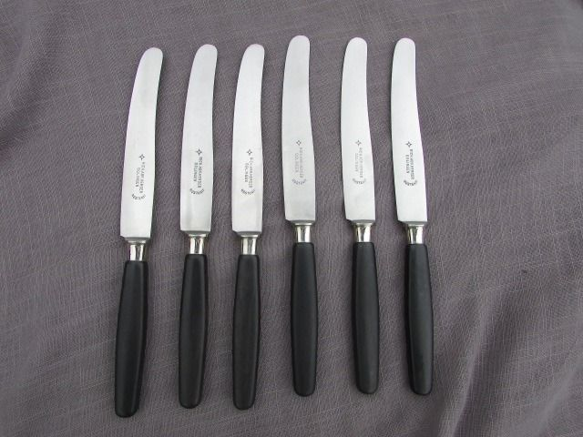 6 blades fa Herder (1) - Steel (stainless)