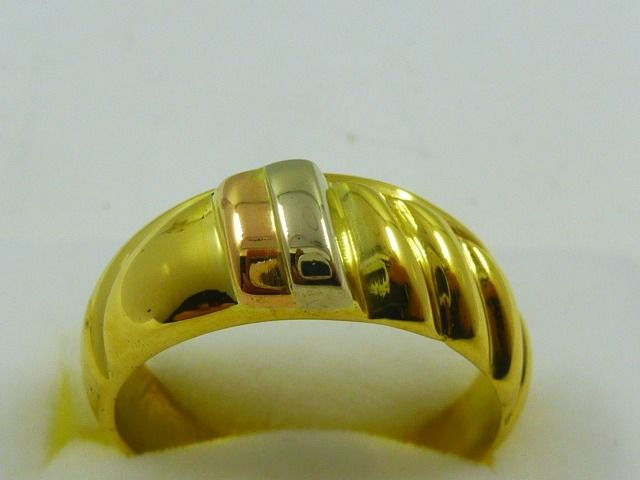 Quadri - 18 kt. Gold - Ring