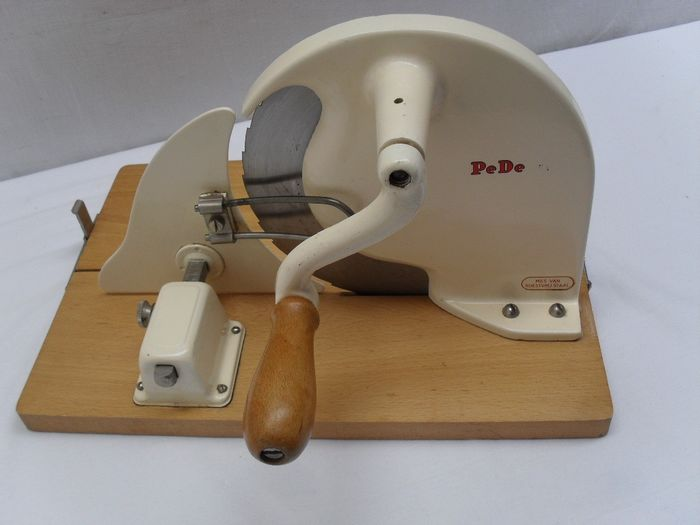 PeDe Cutting machine (1) - Steel, Steel (stainless), Wood