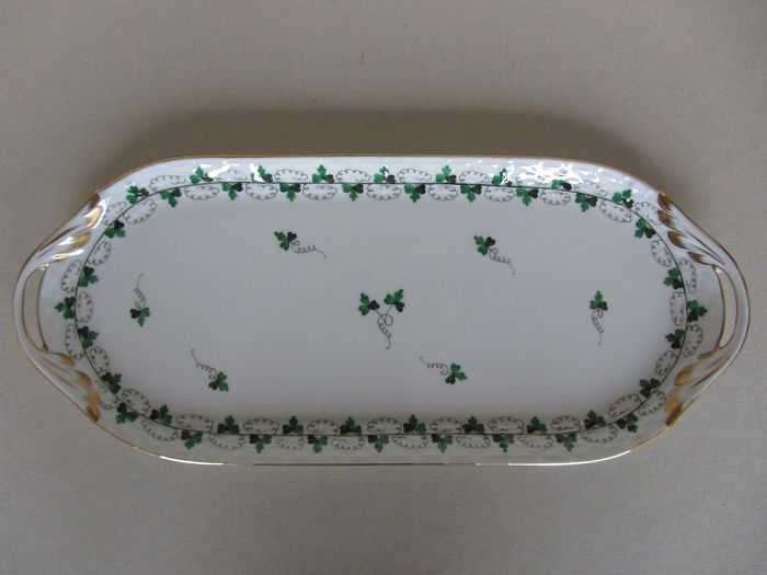 Herend persil pattern - Tray - Porcelain