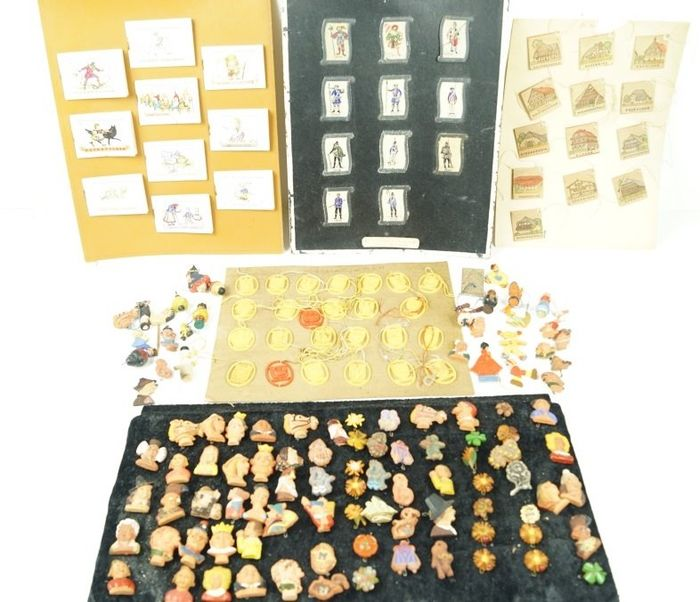Germany - Winterhilfswerke  - Large collection of WW2 German WHW (160 pieces)