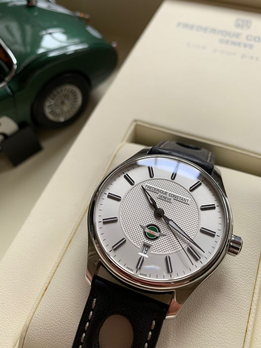 Frédérique Constant - Healey Noj 393 Automatic (+ scale model) - FC-303HS5B6 - Men - 2011-present