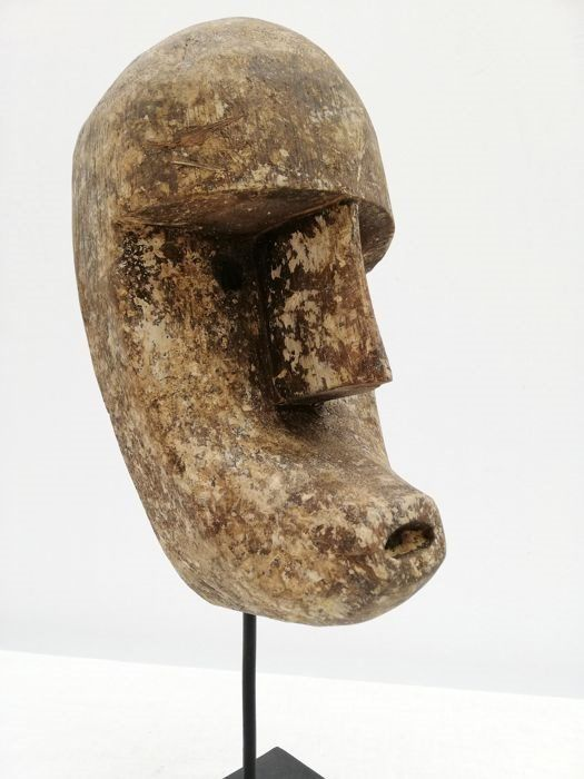 Mask - Wood - Africa