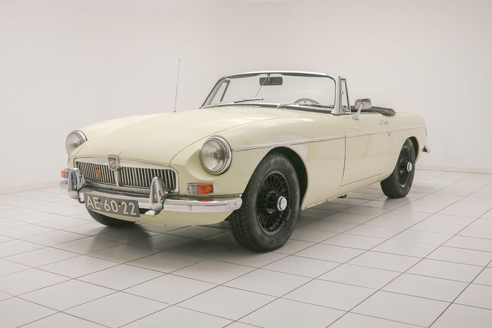 MG - B Roadster - NO RESERVE! - 1968