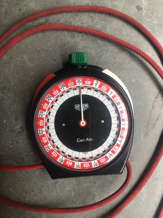 Heuer - Can Am - Unisex - 1970-1979