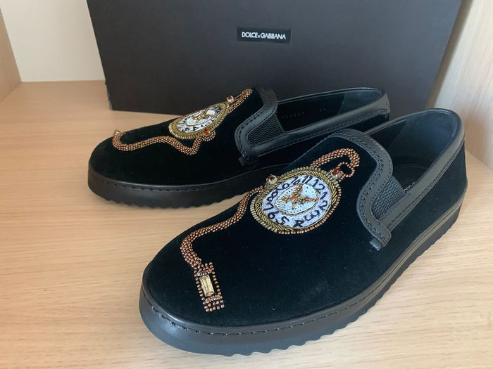 EDITION LIMITED Never CATWALKRUNWAY 5 Taille40 New de EU Catawiki Used DolceGabbana luxe Chaussures OiXTlwPkuZ