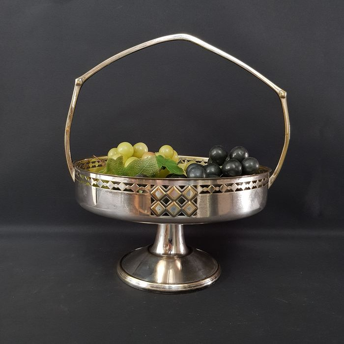 Signature - Silver plate Art Deco style - Silverplate
