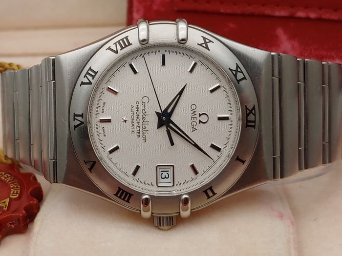 Omega - Constellation Chronometer Automatic - Ref. 15023000 - Herre - 2000-2010