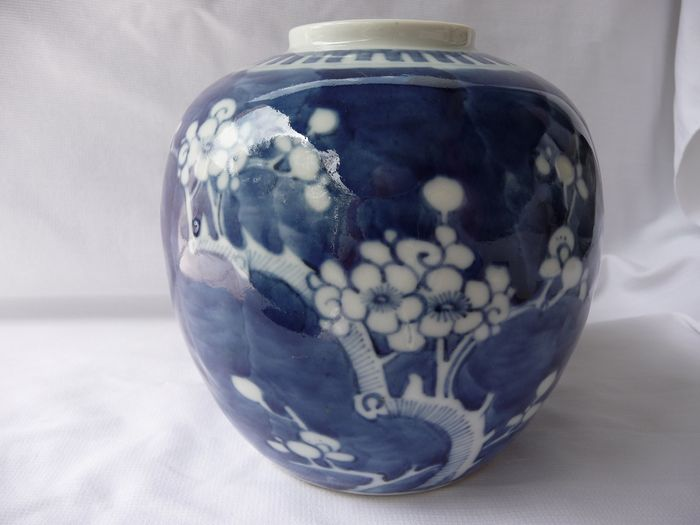 Jar - Porcelain - China - 19th century