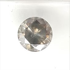 Diamant - 2.01 ct - Brillant - fancy yellowish brown - SI2, No Reserve Price