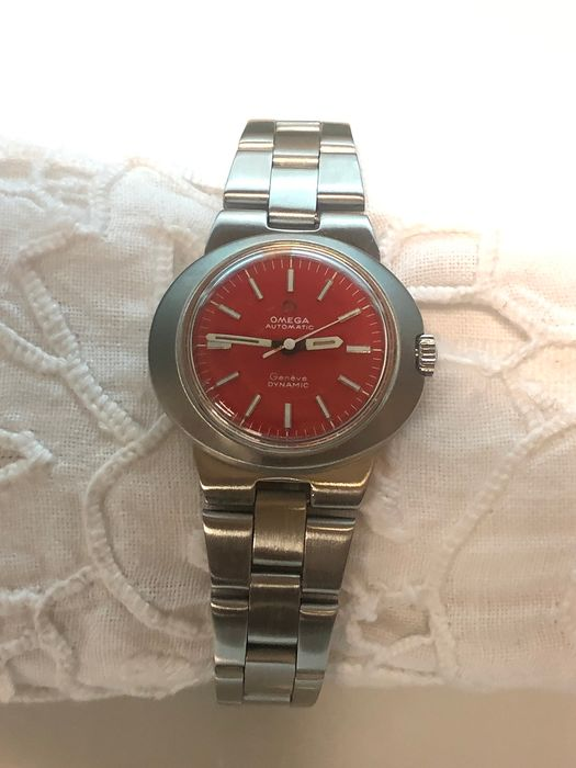 "Omega - ""NO RESERVE PRICE"" Geneve Dynamic - Women - 1970-1979"