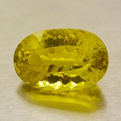 Lemon Quartz - 15.22 ct