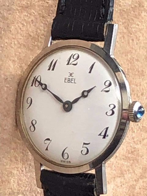 "Ebel - ""NO RESERVE PRICE"" - 1692 - Women - 1970-1979"
