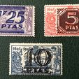 Stamp Auction (Spain & Portugal)