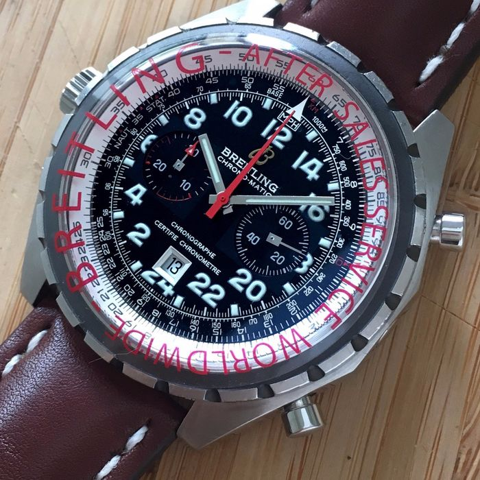 Breitling - Chrono-Matic Limited Edition 24h  - A22360 - Men - 2011-present