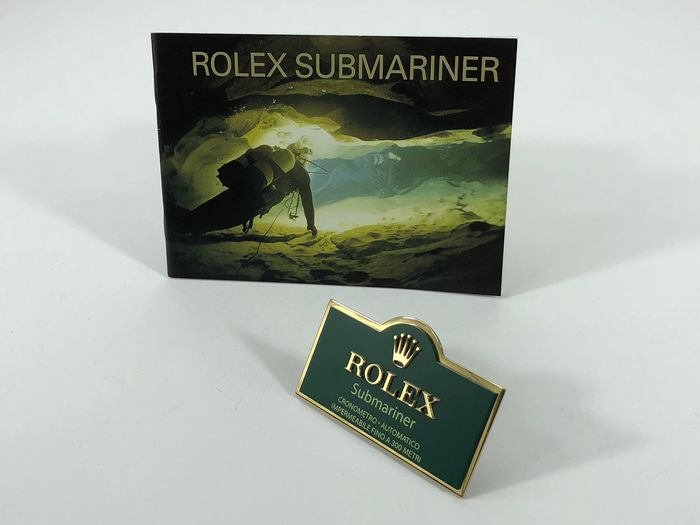 Rolex - '' Submariner  '' - Men - 2000-2010