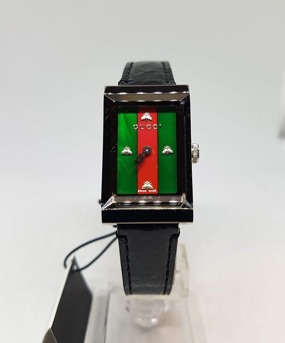 Gucci - Ladies New G-Frame Watch  - Women - 2011-present