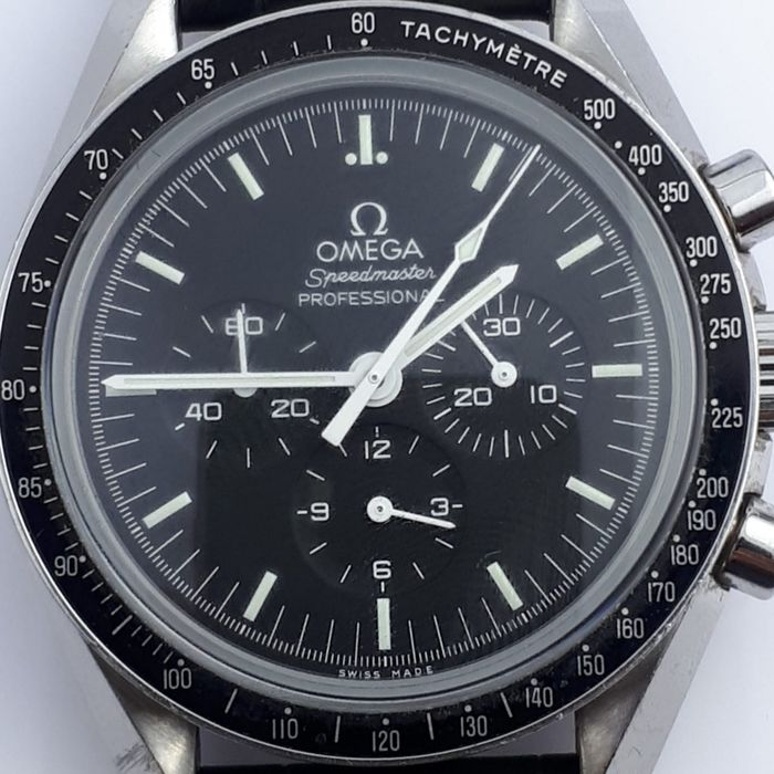 Omega - Speedmaster Professional, Manual Winding - 1450811 - Homem - 2000-2010