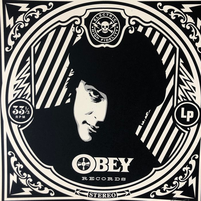 Shepard Fairey (OBEY) - Electric