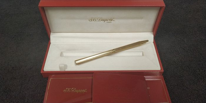 Dupont - Ballpoint - Noblesse gold of 1