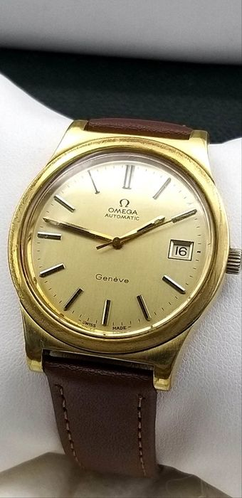 "Omega - Geneve - ""NO RESERVE PRICE""  - Homme - 1970-1979"