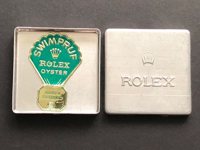 Rolex - Rare shell type label - Unisex - 1960-1969