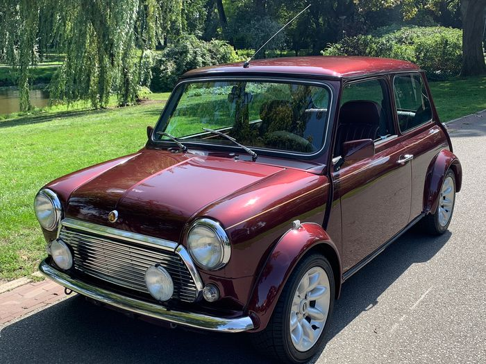 Mini - Cooper S | 40th Anniversary edition  - 1999