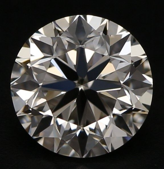 Diamond - 1.01 ct - Brilliant - H - IF (flawless)