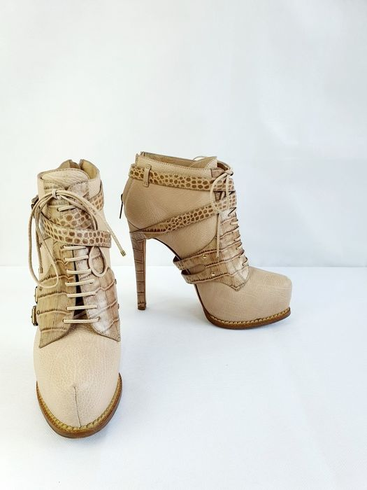 bc9ab1ac Christian Dior - Guetre ankle boots - Size: FR 40 - Catawiki