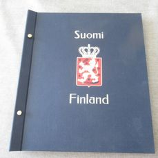 Finland 1856/1978 - Collection of stamps