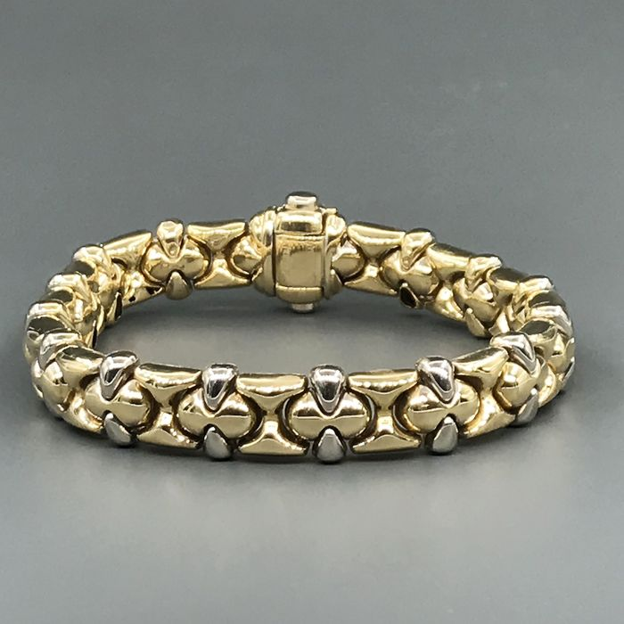 Chimento - 18 kt. White gold, Yellow gold - Bracelet