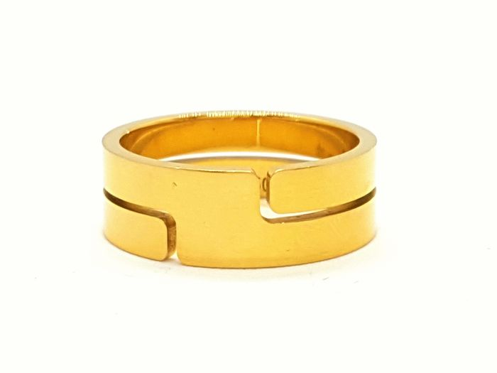 Dinh van  - 18 kts. Yellow gold - Ring