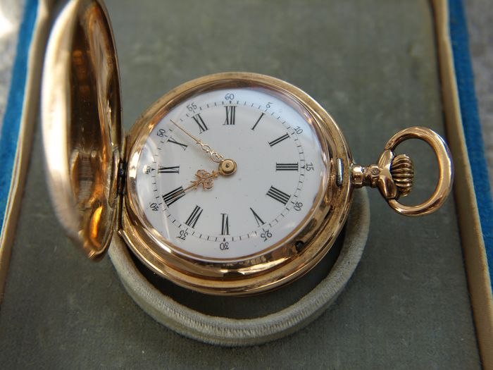Aeby, Bellenot & Cie. - pocket watch  - 641042 - Unisex - 1850-1900