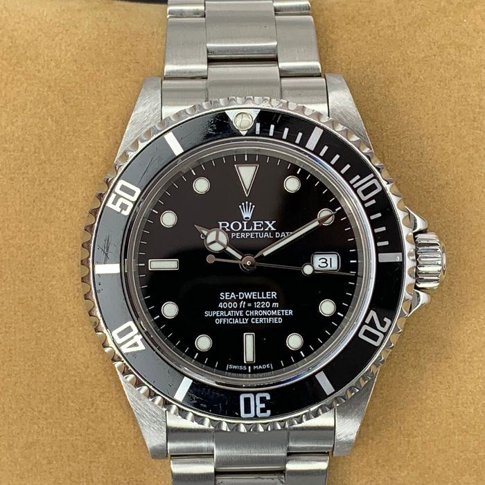 Rolex - Sea-Dweller - 16600T - Men - 2000-2010