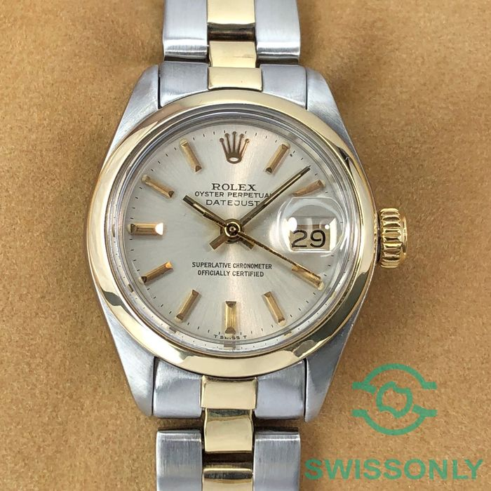 Rolex - Datejust Lady - 6916 - Dame - 1970-1979