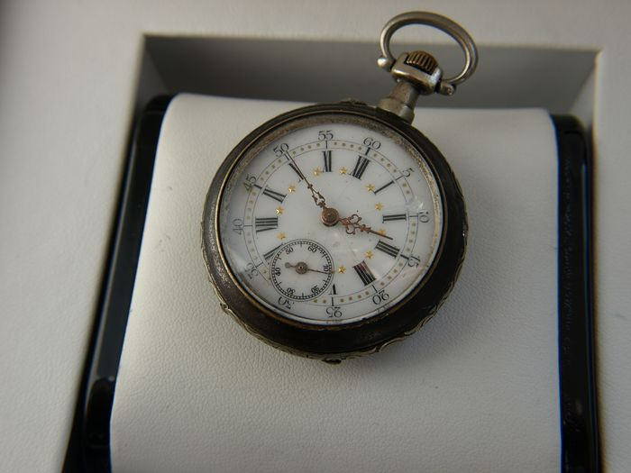 La Couetre  -  pocket watch NO RESERVE PRICE - 57803 - Άνδρες - 1850-1900