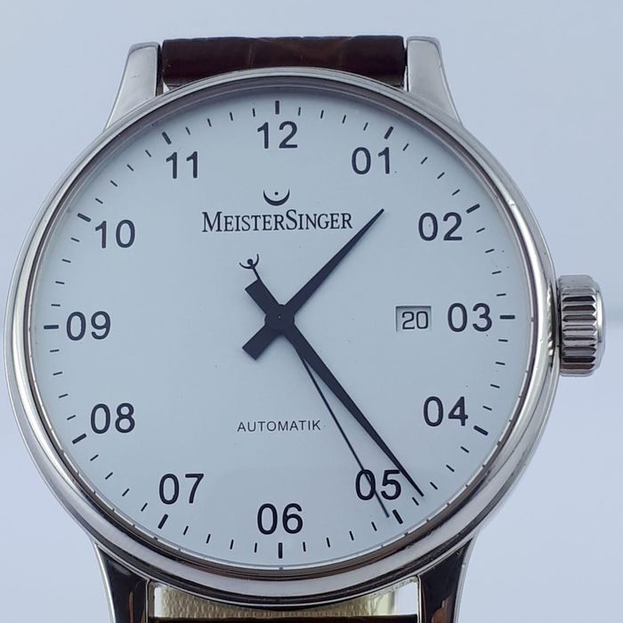 """Meistersinger - Scrypto, Automatic - """"NO RESERVE PRICE"""" - Heren - 2011-heden"""