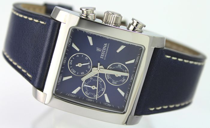 Festina - Chronograph - Perfect Condition - Heren - 2011-heden