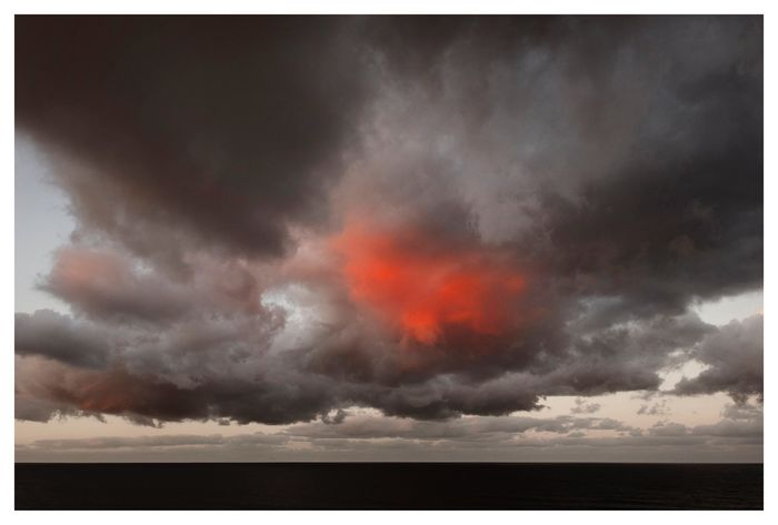 Andre Lichtenberg (1964-) - Red Cloud, Australia, 2005