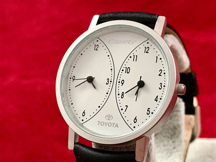 Watch - Toyota - Camry Dual Time Zone - 2014