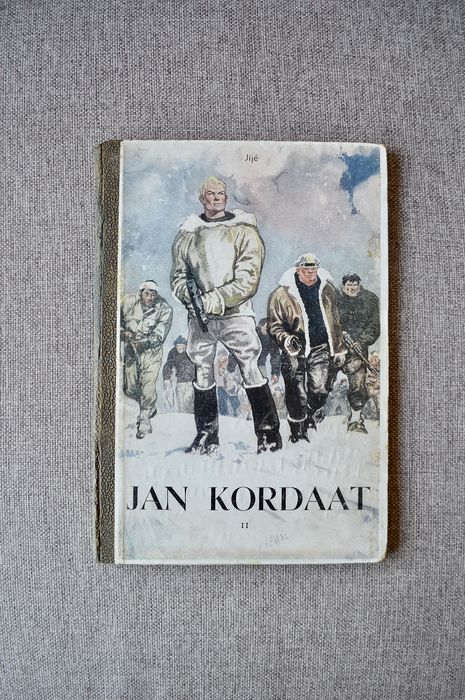Jan Kordaat 2 - Jan Kordaat II - Hardcover - Eerste druk - (1949)