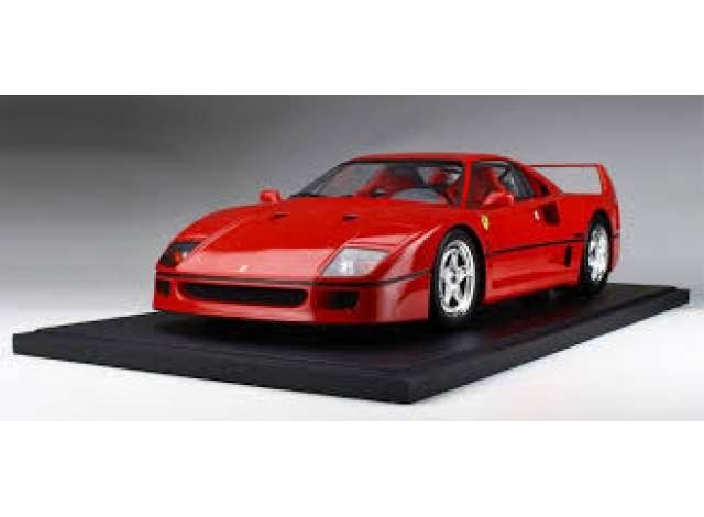GT Spirit - 1:8 - Ferrari F40 1987 Red - Limited edition 1 of 250 pcs