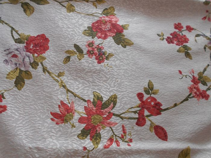 4 m Eco jacquard upholstery fabric - Textiles - Unknown