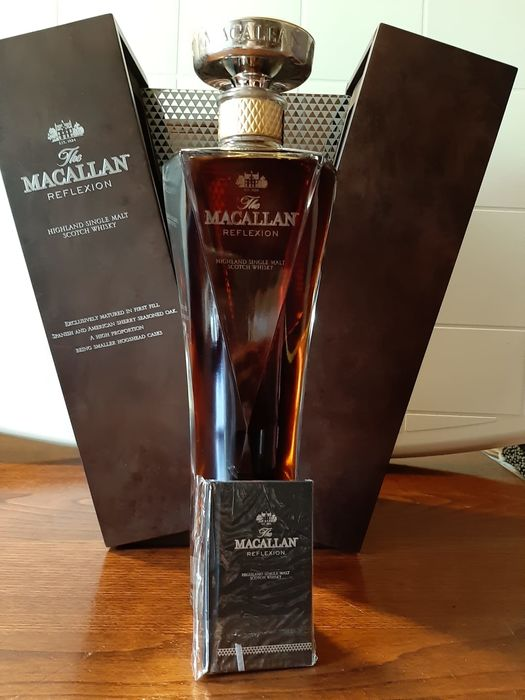 Macallan Reflexion - Original bottling - 0,7 litros